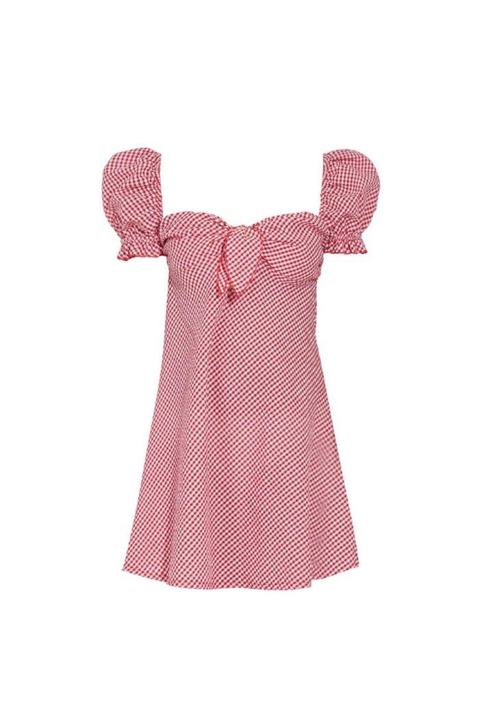 HYDRA MINI DRESS